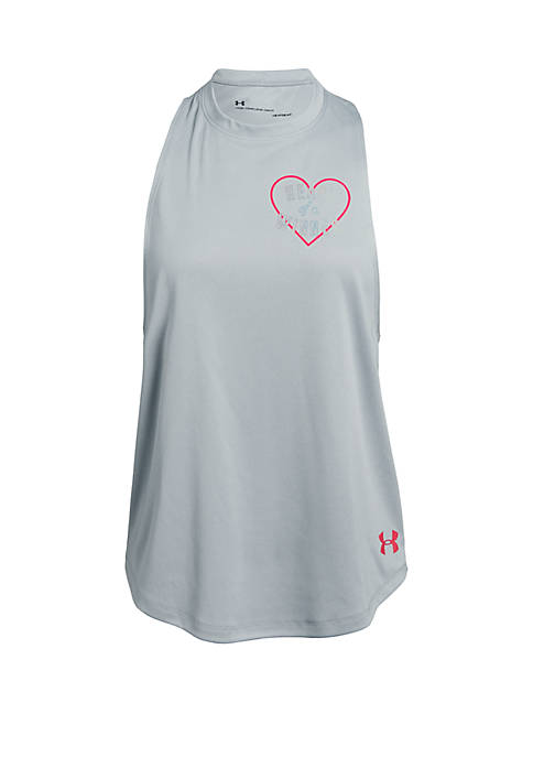 Girls 7-16 Winning Heart Tank