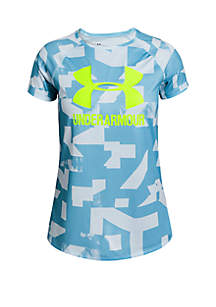 Under Armour® Short Sleeve Novelty Big Logo Tee