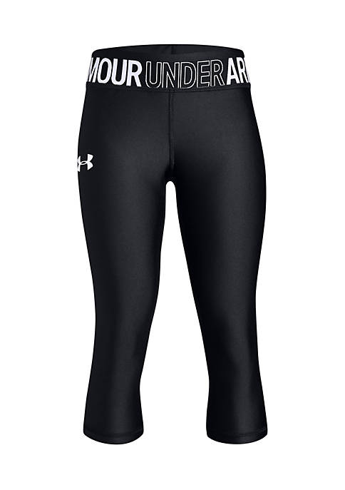 Under Armour® Girls 7-16 Capri Legging