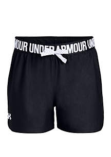 Under Armour® Girls 7-16 Play Up Shorts