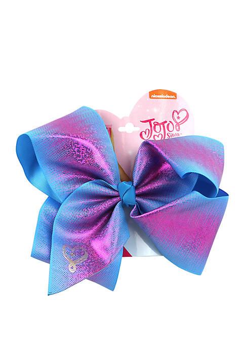 Nickelodeon™ Jojo Siwa Girls Purple Shimmer Bow