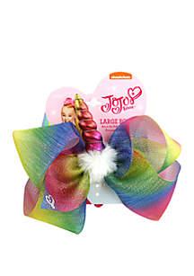Nickelodeon™ Jojo Siwa Girls Unicorn Horn Bow