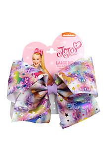 Nickelodeon™ Jojo Siwa Girls Unicorn Patterned Bow