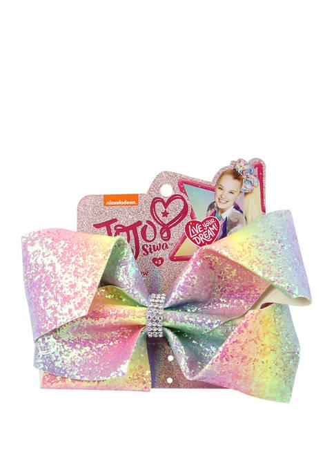 Fantasia Accessories Girls Ombre Sugar Glitter Bow