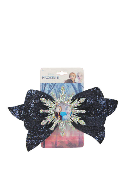 Fantasia Accessories Girls Single Large Glitter Snowflake Motif