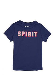 JK Tech® 'Spirit' Screen Tee Girls 4-6x