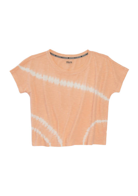 Girls 7-16 Easy Tie Dye T-Shirt