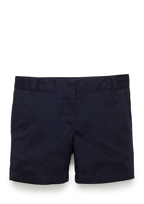Nautica Uniform Shorts Girls 4-6x