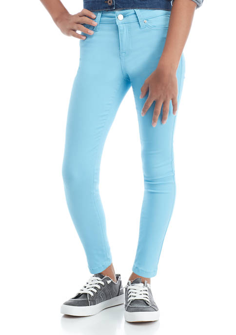 Celebrity Pink Girls 7-16 Skinny Colored Jeans