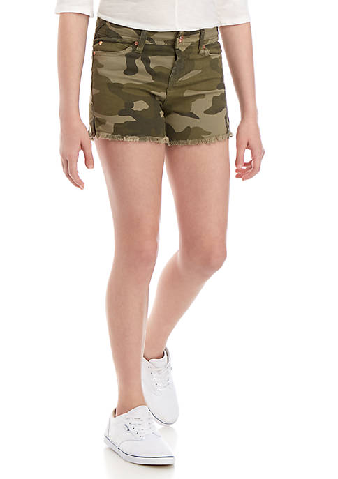Celebrity Pink Girls 7-16 3 in Camo Fray