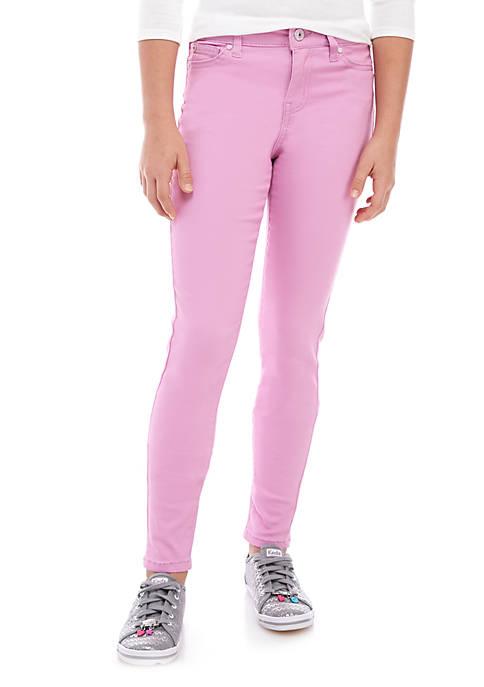 Celebrity Pink Girls 7-16 Pink Skinny Jeans
