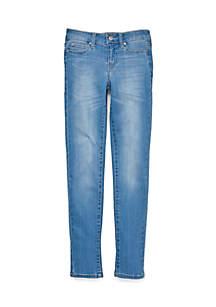 5-Pocket Basic Skinny Jeans Girls 7-16