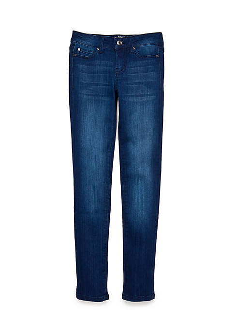 Celebrity Pink 5-Pocket Basic Skinny Jeans Girls 7-16