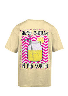 Royce Brand 'Just Chillin in the South' Graphic Tee Girls 7-16