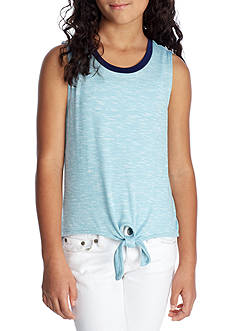 Red Camel Hacci Tie Front Top Girls 7-16