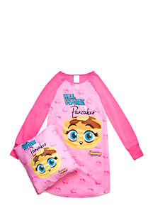 Girls 4-16 Squishies Gown