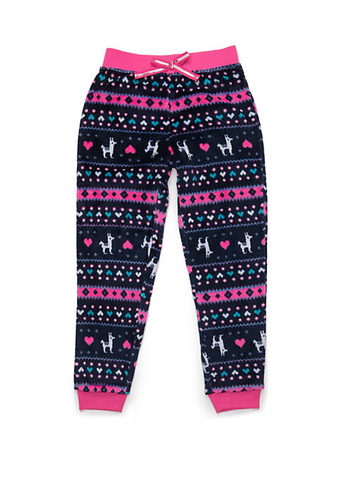 Jellifish Kids Girls 7-16 Dreamy Fleece Pajama Pants