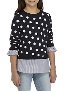 Girls 7-16 Sweater