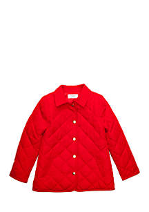 Girls 7-16 Quilted Jacket