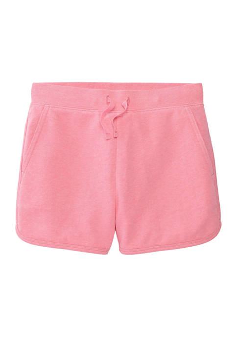 Girls 7-16 Tulip Hem Shorts