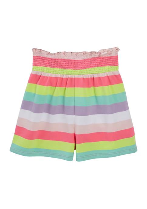 Girls 7-16 Soft Shorts