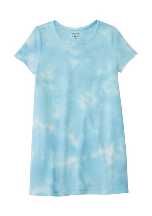 Girls 7-16 T-Shirt Dress
