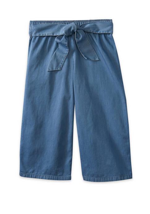 Crown & Ivy™ Girls 7-16 Wide Leg Pants