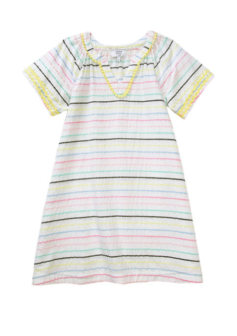 Crown & Ivy™ Girls 7-16 Cover Up Dress