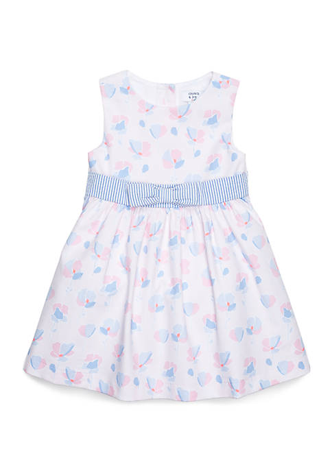 Crown & Ivy™ Girls 4-8 Classic Party Dress