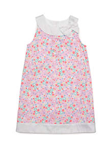 Crown & Ivy™ Girls 4-8 Pieced A-Line Dress