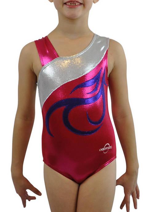 Gymnastics Leotard Girls 4-6x