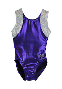 Obersee Gymnastics Leotard Girls 4-6x