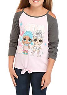 LOL Surprise Girls 7-16 LOL Long Sleeve BFF T-Shirt