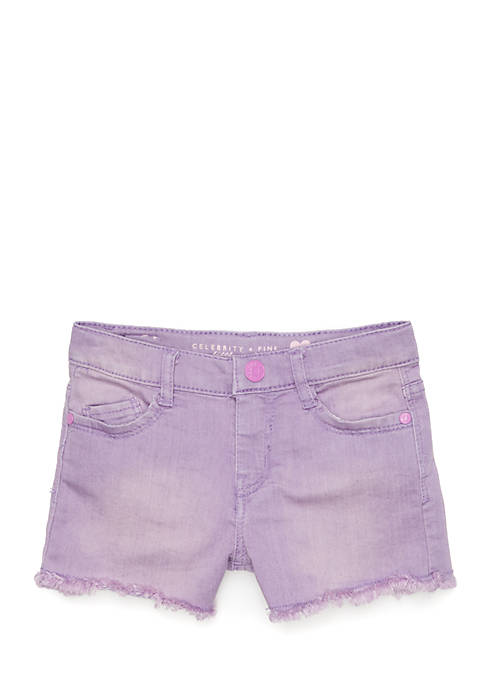 Celebrity Pink Girls 4-6x Super Soft Color Denim