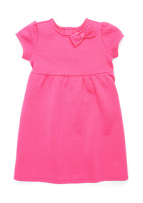 Crown & Ivy™ Girls 4-6x Ponte Dress
