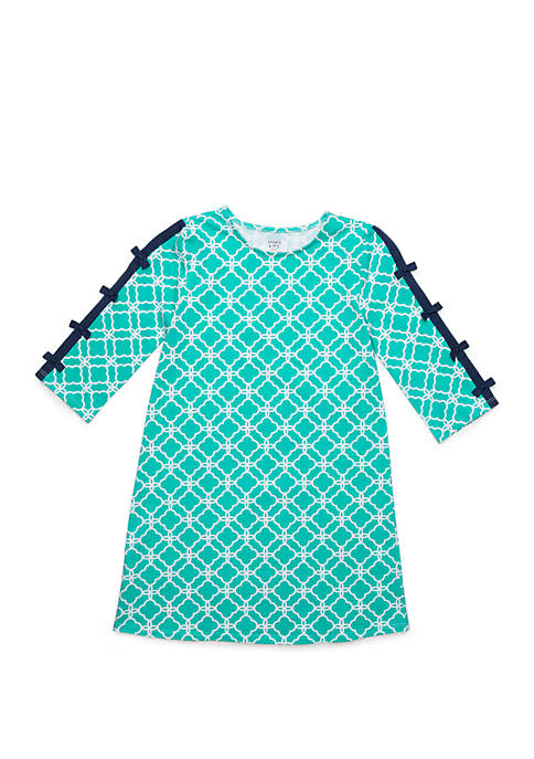 Crown & Ivy™ Girls 4-10 A Line Dress