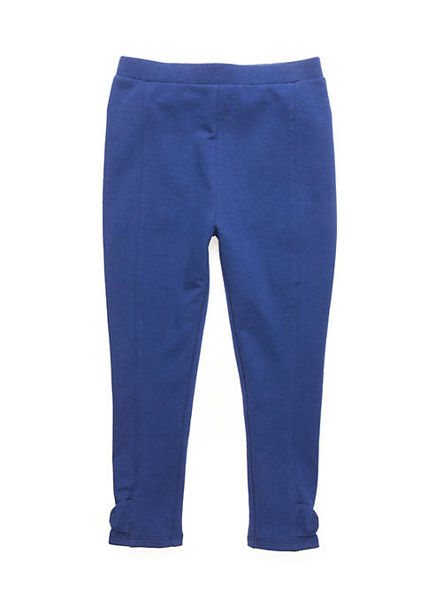 Crown & Ivy™ Toddler Girls Bow Pant