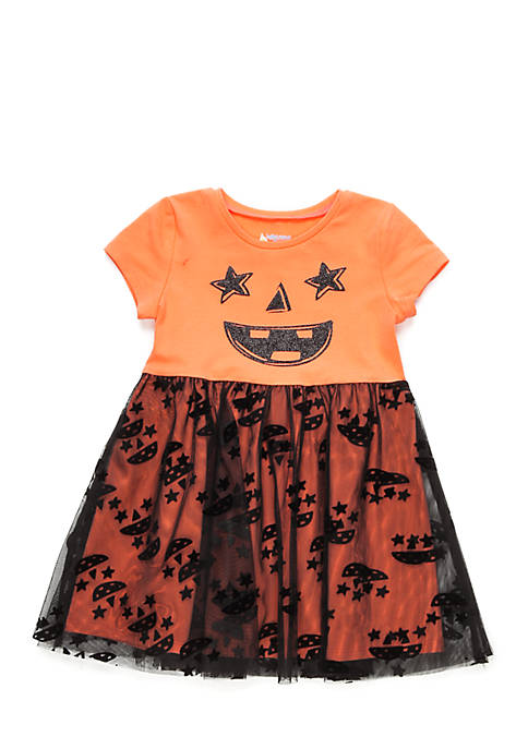Lightning Bug Girls 4-8 Halloween Dress