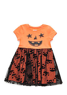 Girls 4-8 Halloween Dress