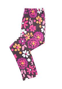 Girls 4-10 Basic Leggings