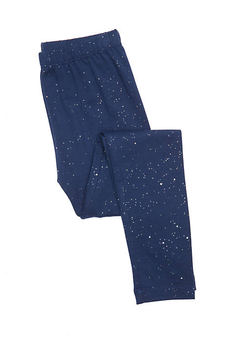 Lightning Bug Girls 4-6x Basic Leggings