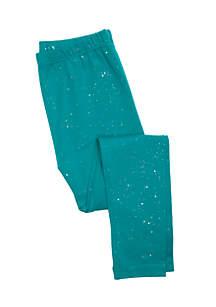 Girls 4-6x Basic Leggings