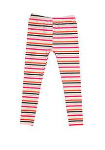 Lightning Bug Girls 4-10 Fashion Leggings