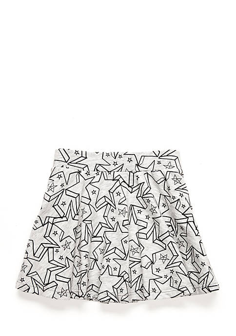 Lightning Bug Girls 4-10 Skater Skirt