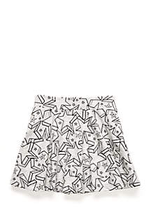 Girls 4-10 Skater Skirt