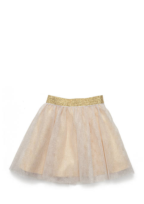 Lightning Bug Girls 4-6x Tulle Skirt