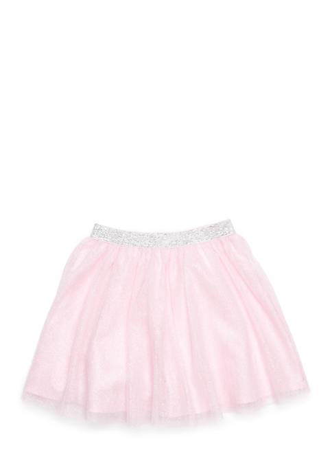 Lightning Bug Girls 4-6 Tulle Skirt