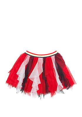 0f307390b4d Lightning Bug Girls 4-8 Ruffle Tulle Skirt ...