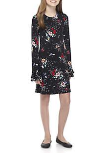 Girls 7-16 Knit Dress
