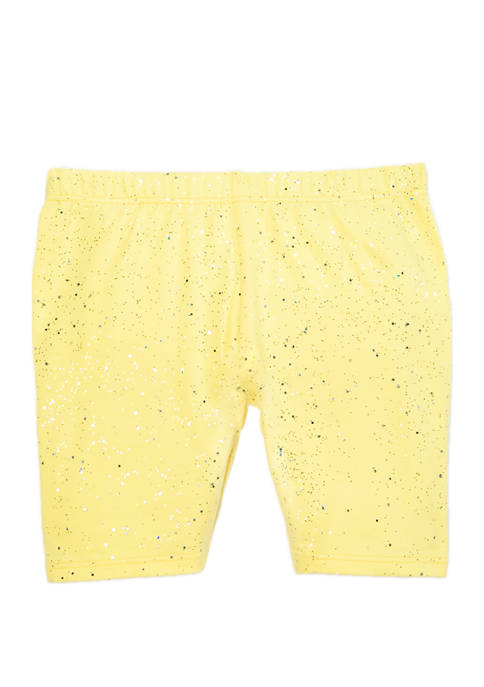 Lightning Bug Girls 4-6x Hot Melt Bike Shorts